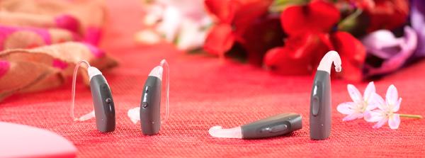 Im Ohr Hörgeräte von Audioservice